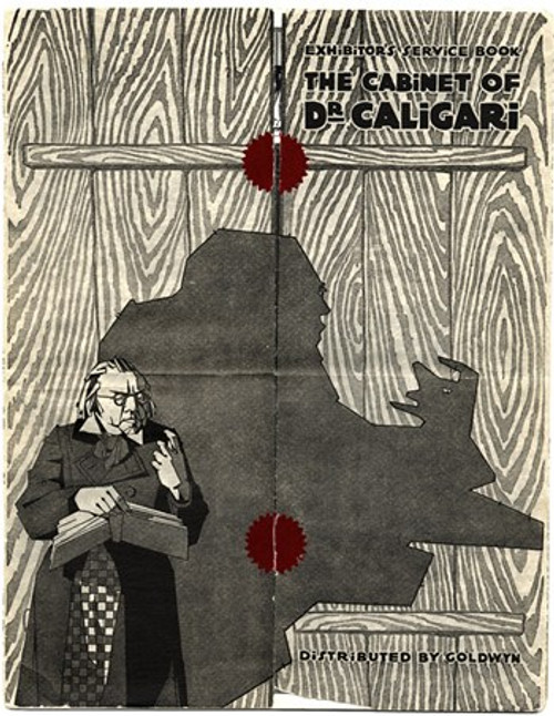 The Cabinet of Dr. Caligari Movie Poster (11 x 17) - Item # MOV413623