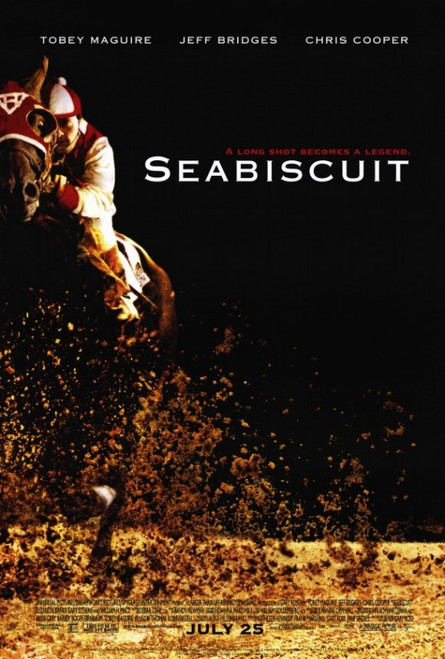 Seabiscuit Movie Poster Print (27 x 40) - Item # MOVEF9905