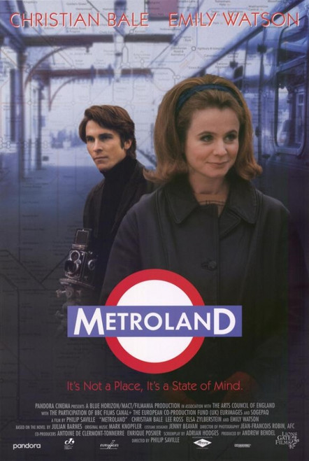 Metroland Movie Poster Print (27 x 40) - Item # MOVEH4685