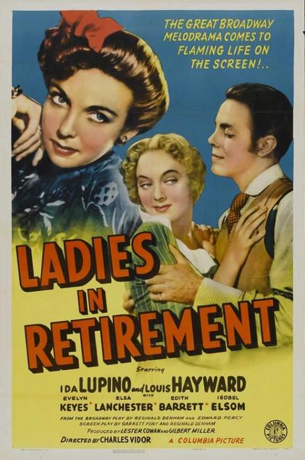 Ladies in Retirement Movie Poster Print (27 x 40) - Item # MOVAB90030