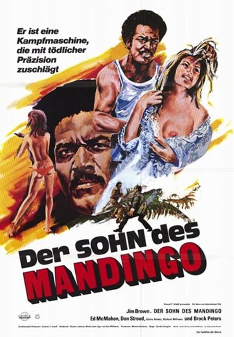 Slaughter's Big Rip-Off Movie Poster (11 x 17) - Item # MOV206538