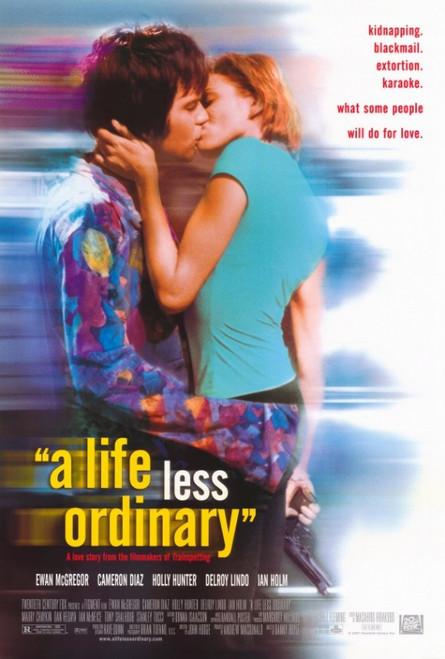 A Life Less Ordinary Movie Poster Print (27 x 40) - Item # MOVCF9418