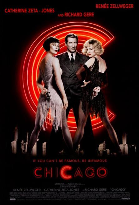 Chicago Movie Poster Print (27 x 40) - Item # MOVAF2192