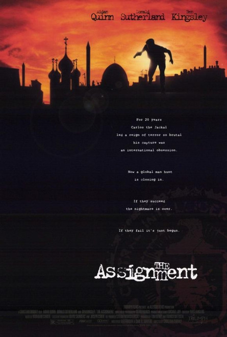 The Assignment Movie Poster Print (27 x 40) - Item # MOVCH9402