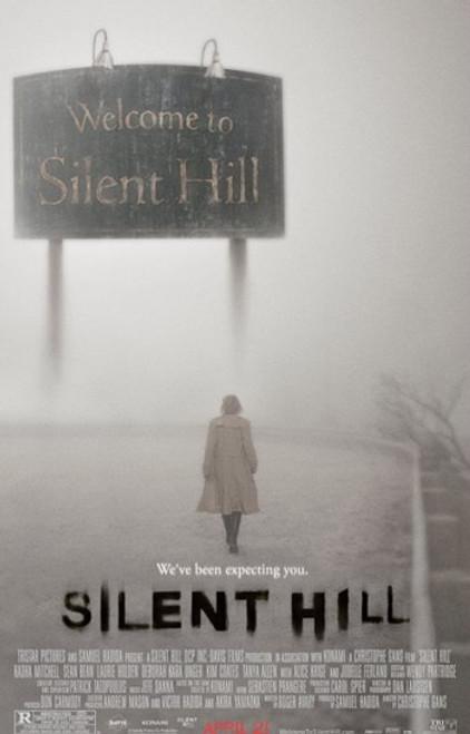 Silent Hill Movie Poster (11 x 17) - Item # MOV369743