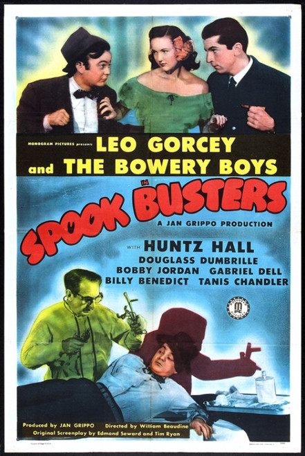 Spook Busters Movie Poster Print (27 x 40) - Item # MOVGB12380