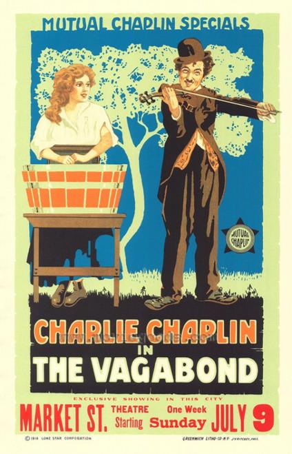 The Vagabond Movie Poster Print (27 x 40) - Item # MOVGH0601