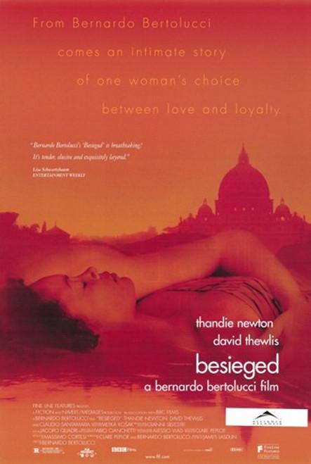 Besieged Movie Poster (11 x 17) - Item # MOV203405