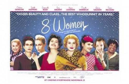 8 Women Movie Poster (17 x 11) - Item # MOV198649