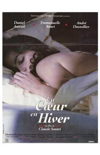 Un Coeur En Hiver Movie Poster (11 x 17) - Item # MOV210180