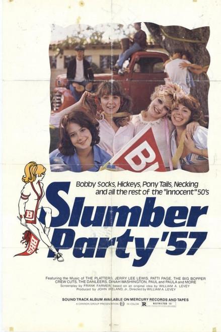 Slumber Party '57 Movie Poster Print (27 x 40) - Item # MOVCH6681