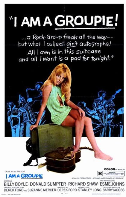 I Am a Groupie Movie Poster (11 x 17) - Item # MOV199019