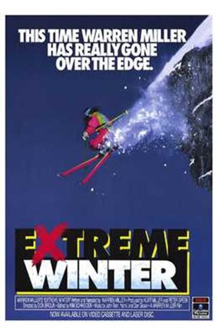 Extreme Winter Movie Poster (11 x 17) - Item # MOV210547