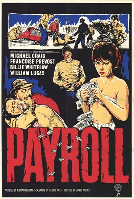 Payroll Movie Poster (11 x 17) - Item # MOV248926
