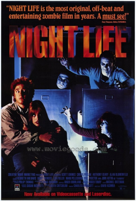 Night Life Movie Poster Print (27 x 40) - Item # MOVCH2655