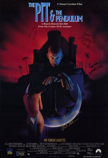 The Pit & the Pendulum Movie Poster (11 x 17) - Item # MOV363058