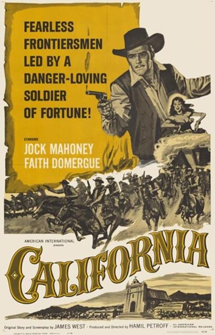 California Movie Poster (11 x 17) - Item # MOV203510