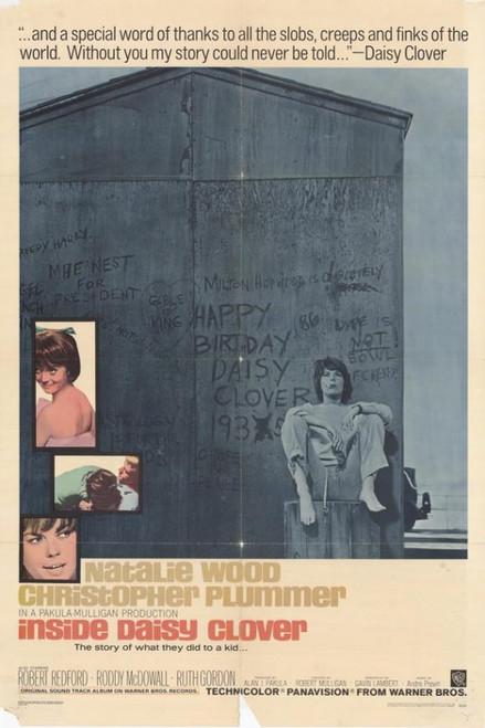 Inside Daisy Clover Movie Poster Print (27 x 40) - Item # MOVEH0244