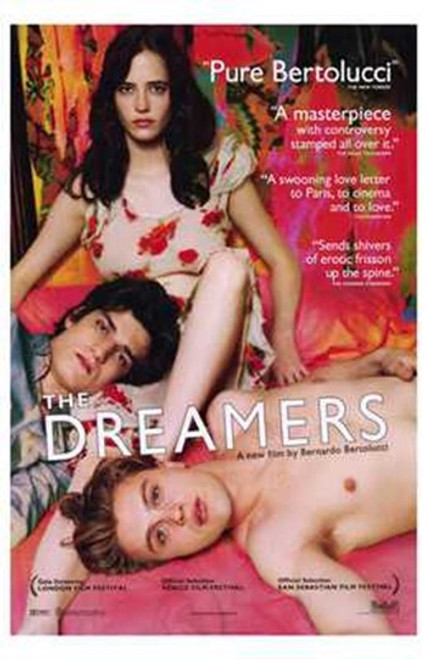 The Dreamers Movie Poster (11 x 17) - Item # MOV216304