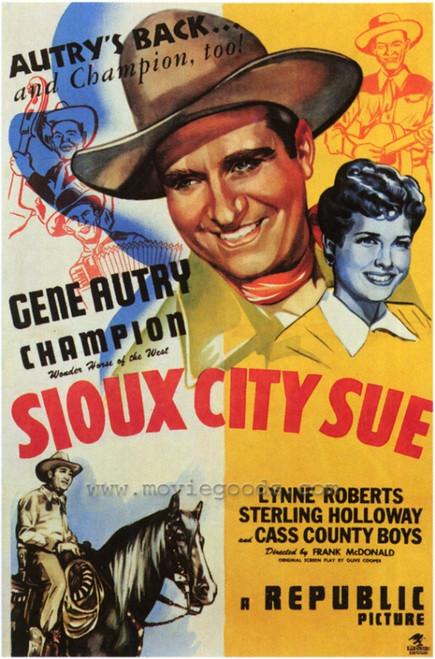 Sioux City Sue Movie Poster Print (27 x 40) - Item # MOVIF9334
