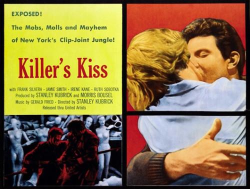 Killers Kiss Movie Poster Print (27 x 40) - Item # MOVEI6321