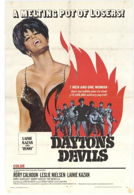 Dayton's Devils Movie Poster Print (27 x 40) - Item # MOVAH4277
