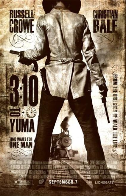 310 to Yuma Movie Poster (11 x 17) - Item # MOV403198