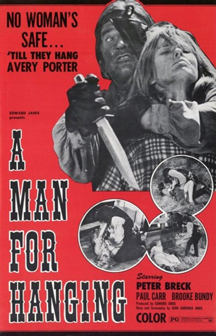 Man for Hanging a Movie Poster (11 x 17) - Item # MOV233409