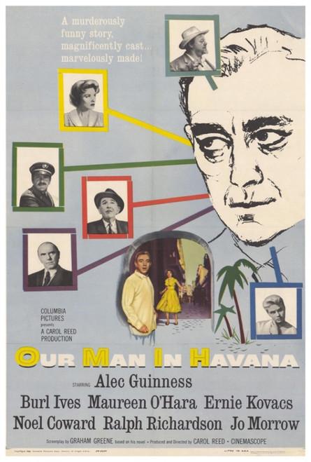 Our Man In Havana Movie Poster Print (27 x 40) - Item # MOVGH6088