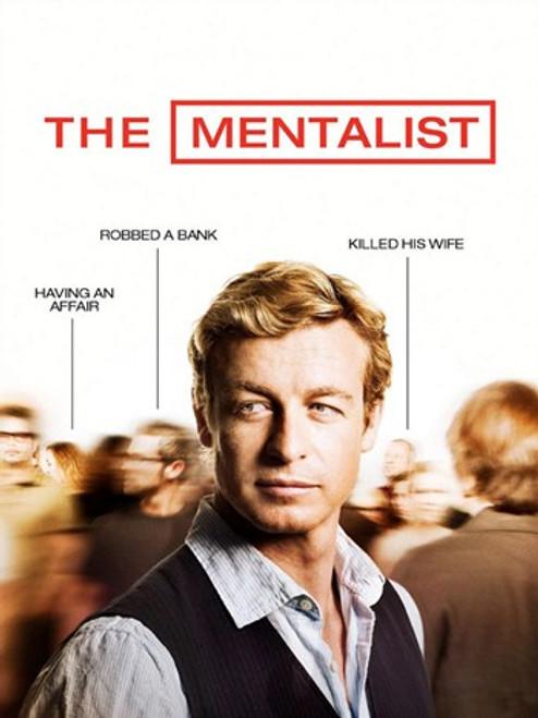 The Mentalist Movie Poster (11 x 17) - Item # MOV420514