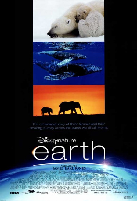 Earth Movie Poster Print (27 x 40) - Item # MOVGI4660