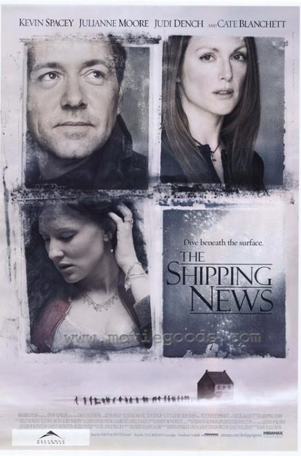 The Shipping News Movie Poster Print (27 x 40) - Item # MOVGF6314