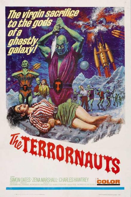 The Terrornauts Movie Poster (11 x 17) - Item # MOVAB82630