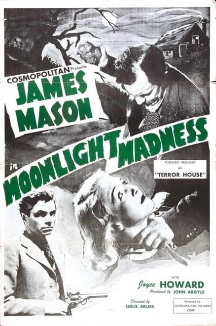 The Night Has Eyes Movie Poster (11 x 17) - Item # MOVGB92604