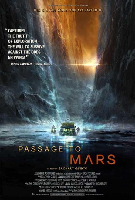 Passage to Mars Movie Poster (11 x 17) - Item # MOVIB07155