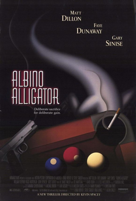 Albino Alligator Movie Poster (11 x 17) - Item # MOVAE7661