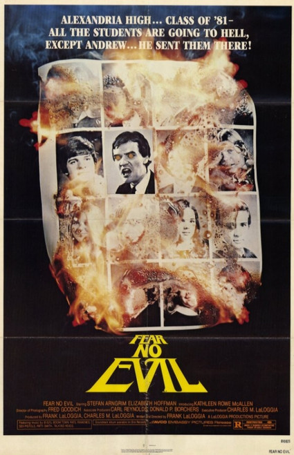 Fear No Evil Movie Poster (11 x 17) - Item # MOVCD7873