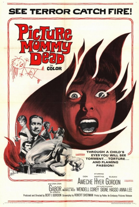 Picture Mommy Dead Movie Poster (11 x 17) - Item # MOVEE8196