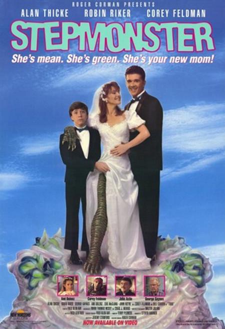 Stepmonster Movie Poster (11 x 17) - Item # MOV211835