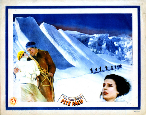 The White Hell Of Pitz Palu Movie Poster Masterprint (14 x 11) - Item # EVCMCDWHHEEC013