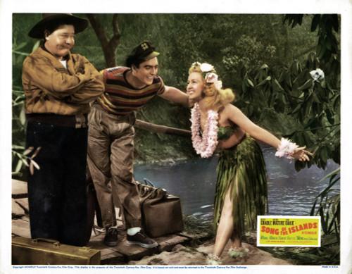 Song Of The Islands Photo Print (10 x 8) - Item # EVCMCDSOOFEC516