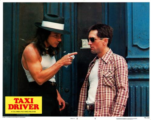 Taxi Driver Movie Poster Masterprint (14 x 11) - Item # EVCMCDTADREC081