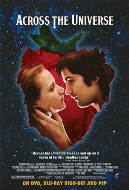 Across the Universe Movie Poster (11 x 17) - Item # MOV406709