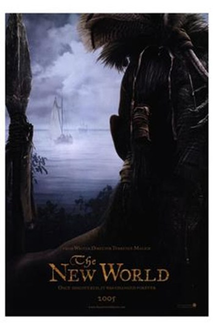 The New World Movie Poster (11 x 17) - Item # MOV250024