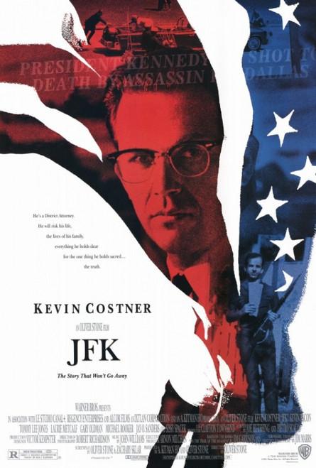 JFK Movie Poster Print (27 x 40) - Item # MOVIF2413