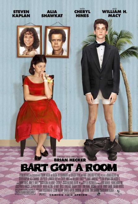Bart Got a Room Movie Poster Print (27 x 40) - Item # MOVIJ9684