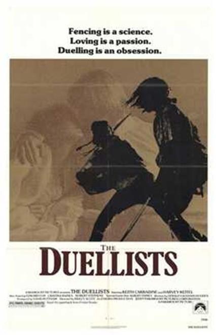 Duellist Movie Poster (11 x 17) - Item # MOV209463