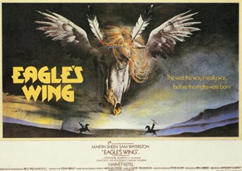 Eagle's Wing Movie Poster (17 x 11) - Item # MOV252861