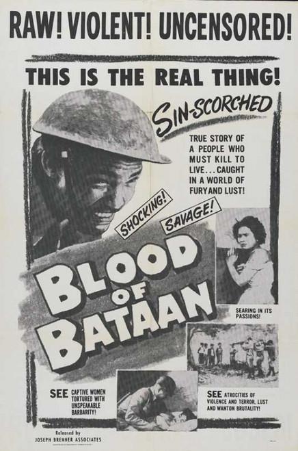 Blood of Bataan Movie Poster Print (27 x 40) - Item # MOVIB27704