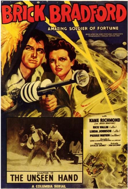 Brick Bradford Movie Poster Print (27 x 40) - Item # MOVIF5290